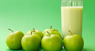 Milkshake Apel Creamy