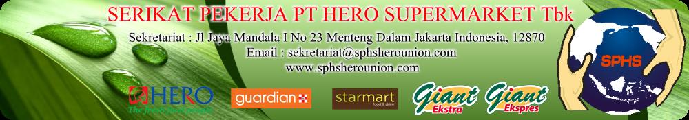 Serikat Pekerja PT Hero Supermarket Tbk