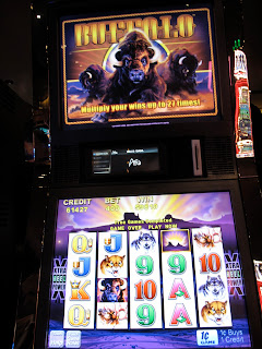 buffalo slot machine las vegas