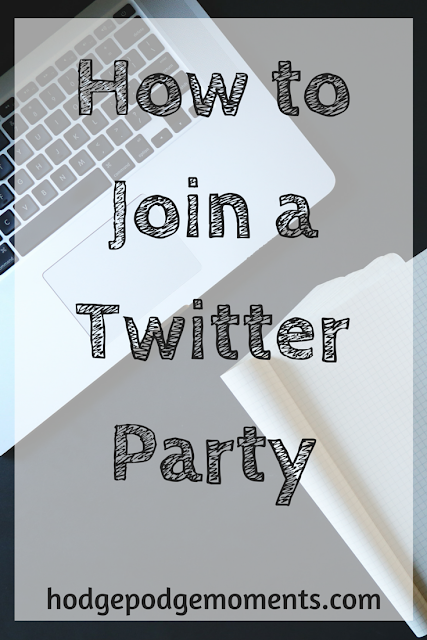 How to Join a Twitter Party