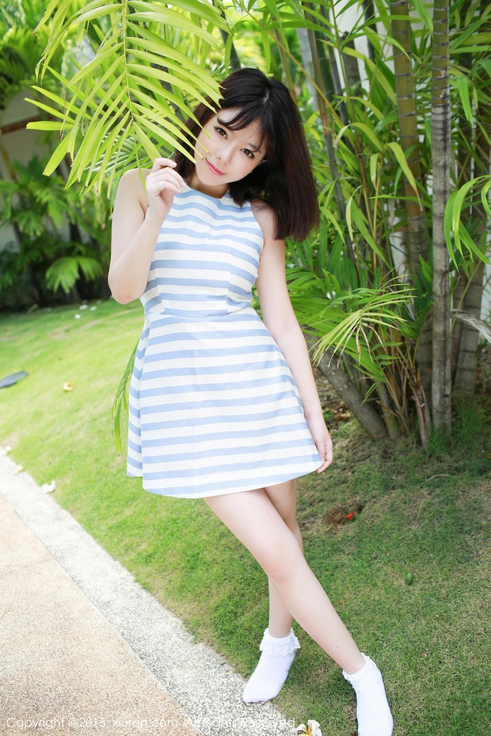034 - XiuRen No.362 Faye