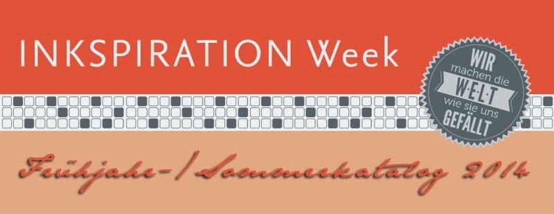 Übersicht Teilnehmerinnen Inkspiration Week