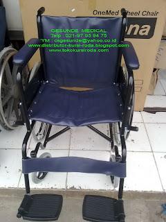 gambar kursi roda harga termurah corona onemed