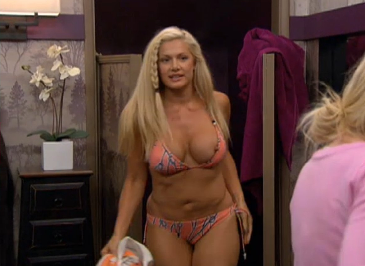 nude Big brother janelle