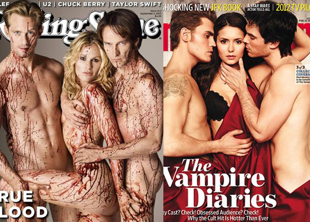 LOVE SERIES GR: Poll: Vampire Diaries VS True Blood Anna Paquin Dating