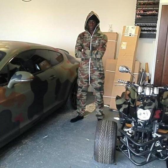 Balotelli y su venganza militar