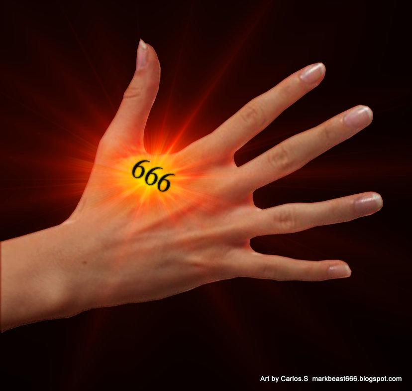 666 chip: