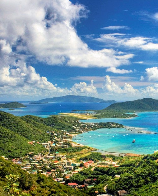 "*www.Shoesonlytravel.com** ""Lifestyle Travel"": Tortola"