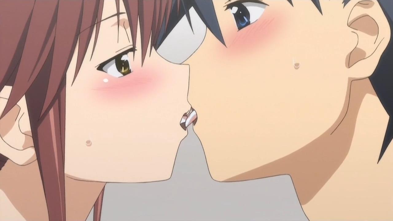 Kiss x sis porn
