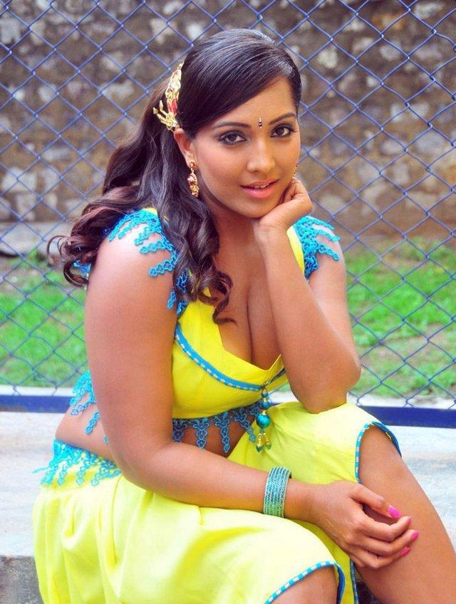 Indian naked little girl