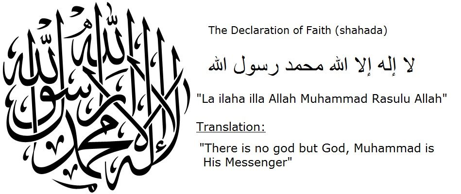 The Meaning Of Kalimatu Shahadah For California Students