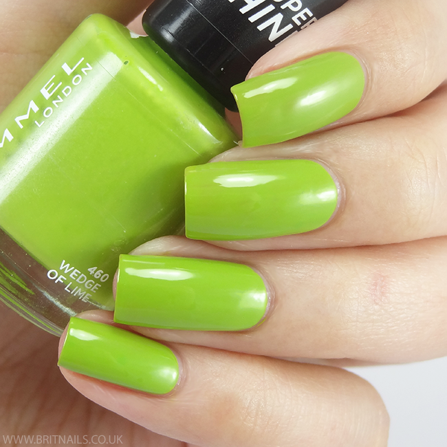 Rimmel Wedge Of Lime