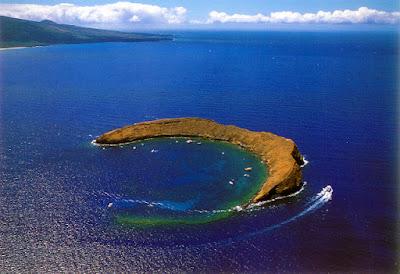 Molokini Crater, Hawaii