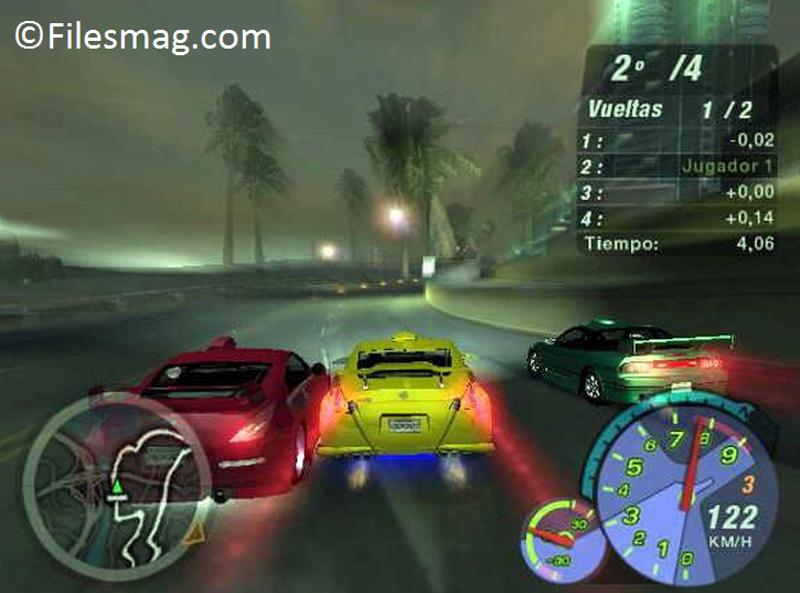 need for speed fast and furious game free