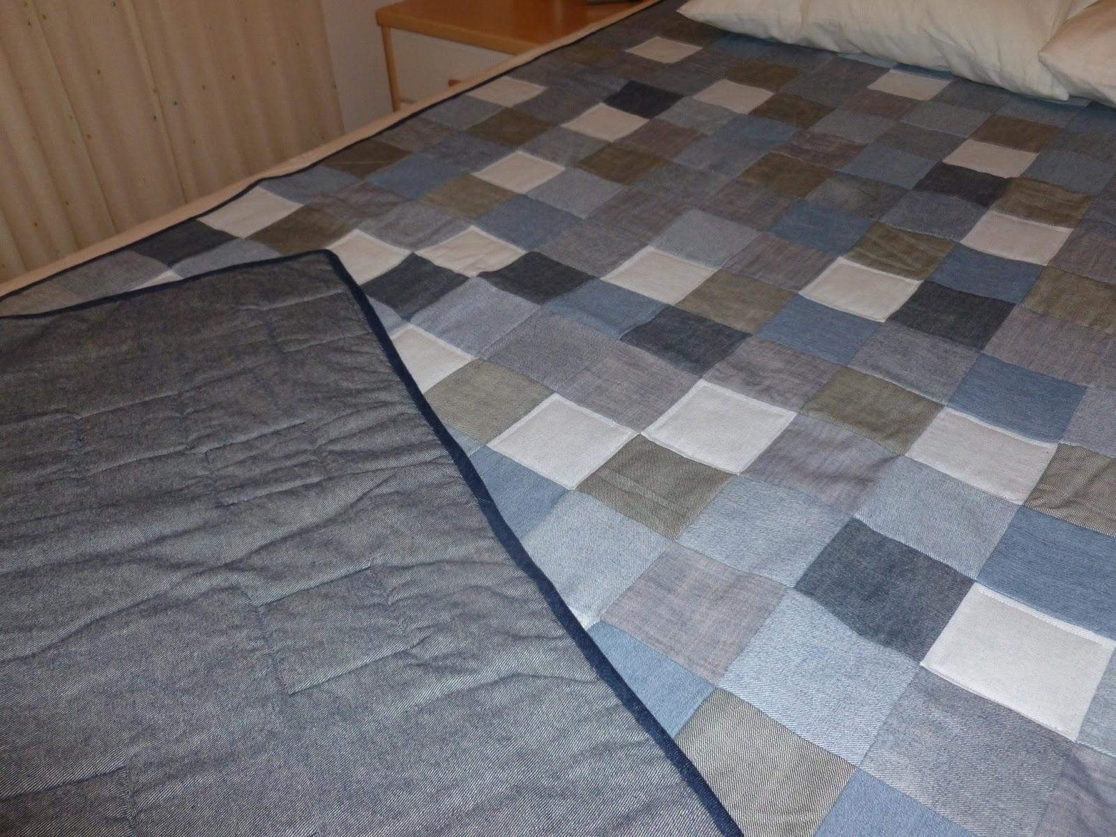 Patchwork y m s alfombra tejana Mas alfombrar