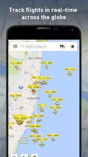Flightradar24 Pro v6.6.1 Patched Apk