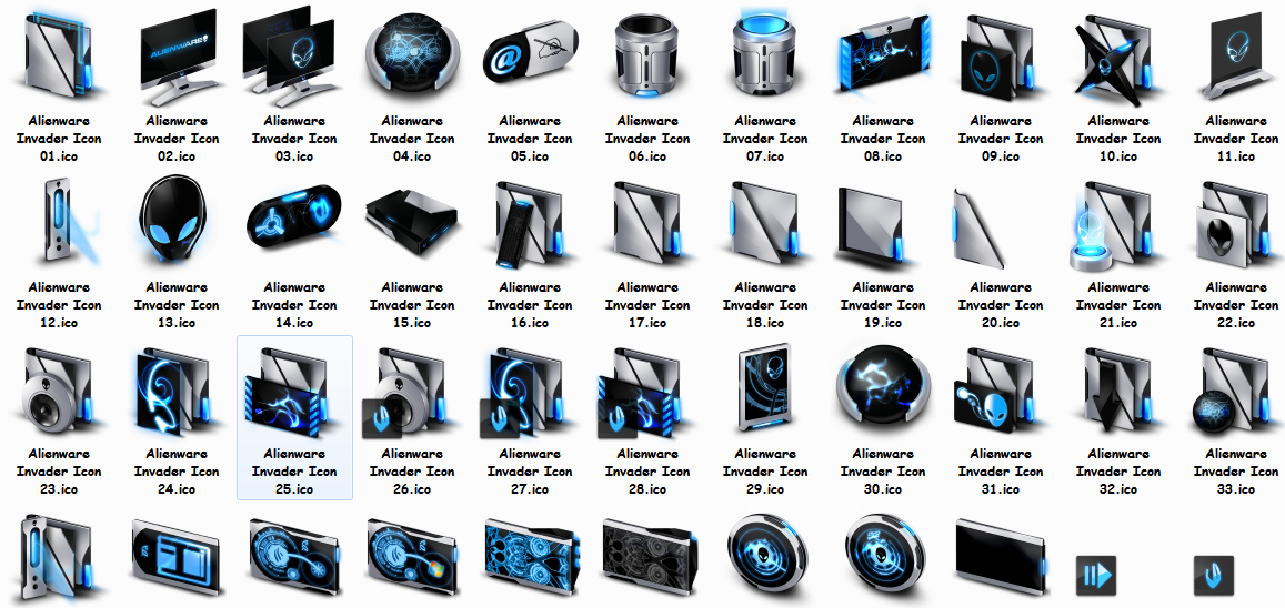 Alienware Icons Download Download Alienware Icon Pack