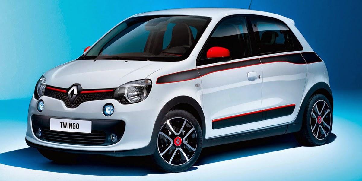 El nuevo Renault Twingo