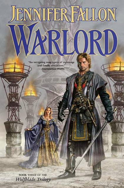 Warlord (Hyrthun Chronicles: Wolfblade Trilogy: Book 3)