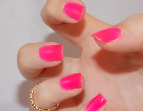 heat index china glaze, heat index nail polish, heat index nail lacquer, vernis heat index, heat index swatch