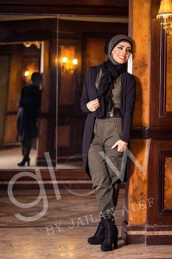 model baju muslim casual wanita terbaru 2017/2018