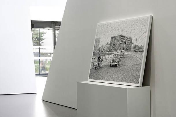 arte com carimbos datadores - Federico Pietrella