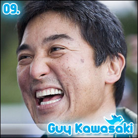 10 People You Have To Follow On Twitter: Guy Kawasaki