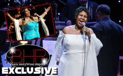 Legendary Singer Aretha Franklin Helps Flint Michigan With Their Water Crisis
