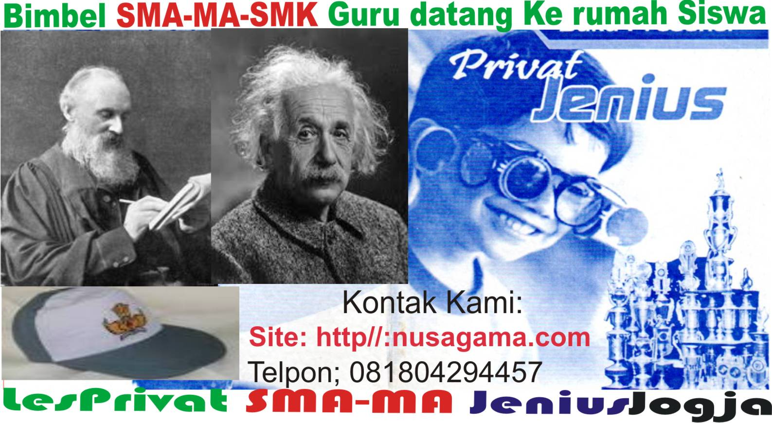 Les Privat SD SMP SMA