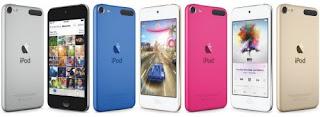Apple bất ngờ tung iPod touch mới: Có thêm phiên bản màu vàng