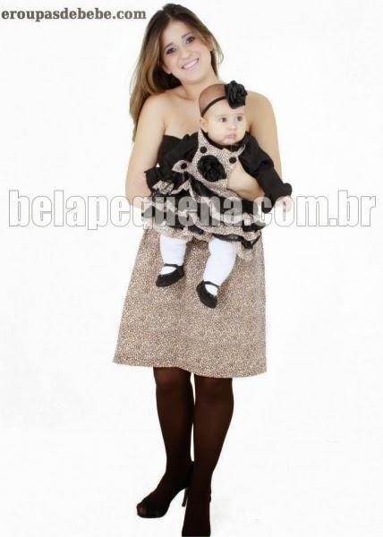 Vestidos mãe e filha