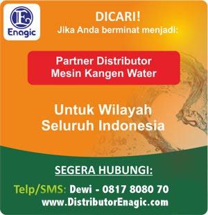 Distributor Kangen Water