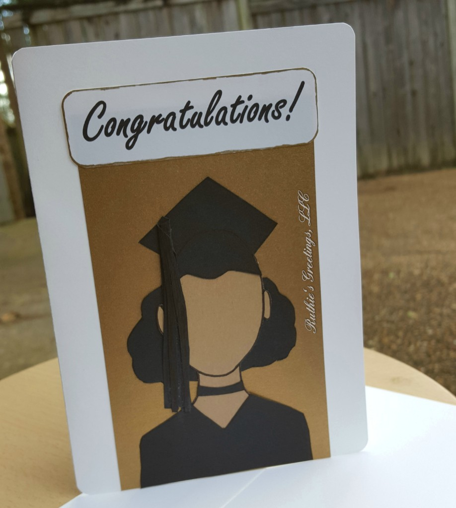 Handmade Graduation Greeting Cards