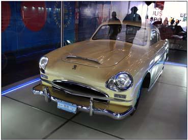 Auto Peronista 2011