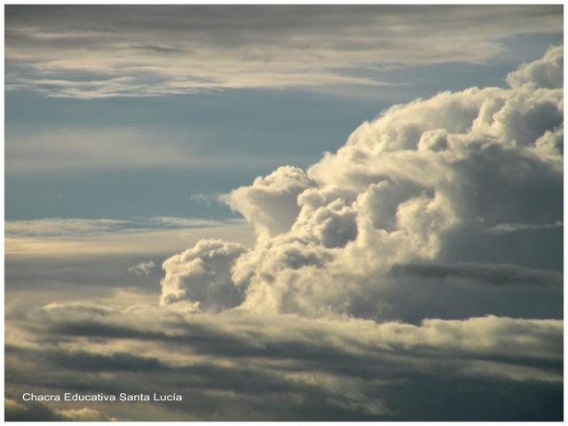 Nubes - Chacra Educativa Santa Lucía