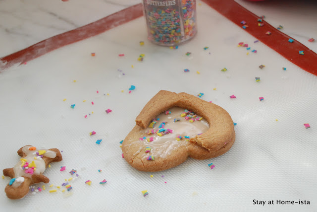 how to make cookies without getting sprinkles everywhere