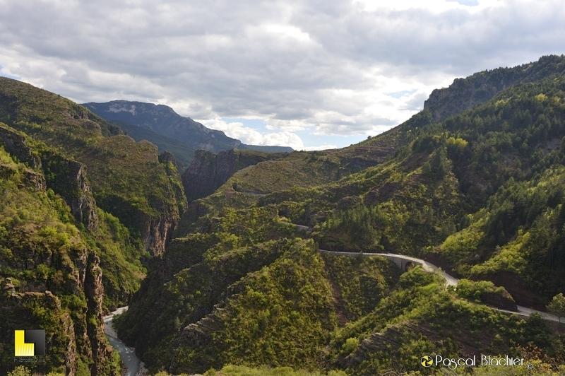 Gorges de Daluis Alpes maritimes photo blachier pascal au dela du cliche