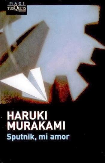 Sputnik, mi amor Haruki Murakami