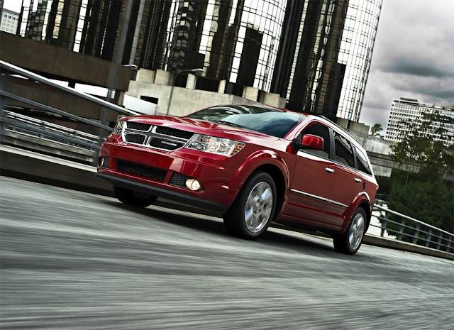 ダッジ・ジャーニー | Dodge Journey 2009-現行