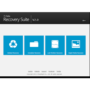 7 Data Recovery Suite v2.0.0
