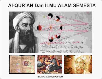 islam dan ilmu pengetahuan sains modern