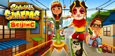 download Subway Surfers 1.13.0 APK [Unlimited money]