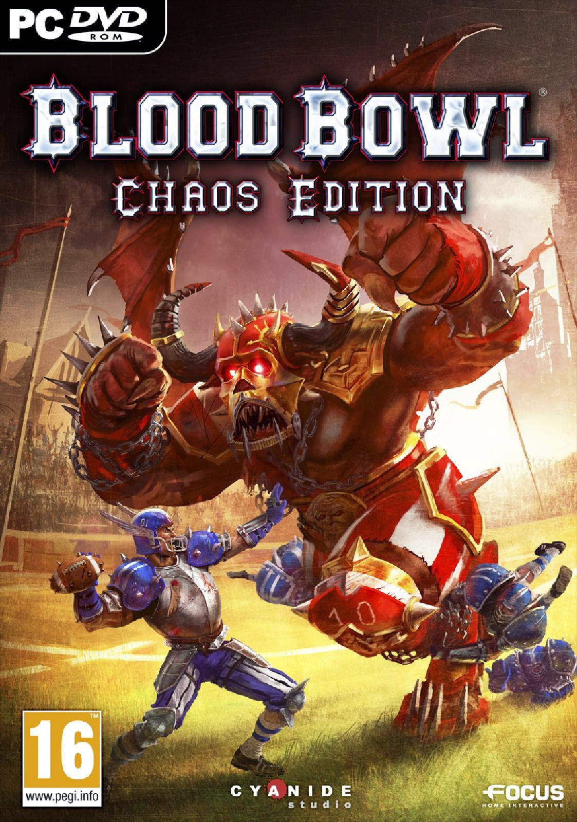 Blood Bowl - reddit
