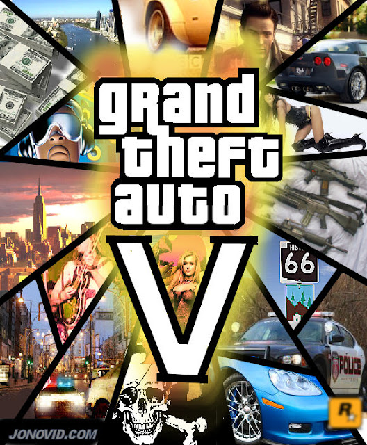GTA 5 Game Download Free Full Version For PC