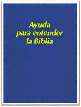 Ayuda para entender la Biblia