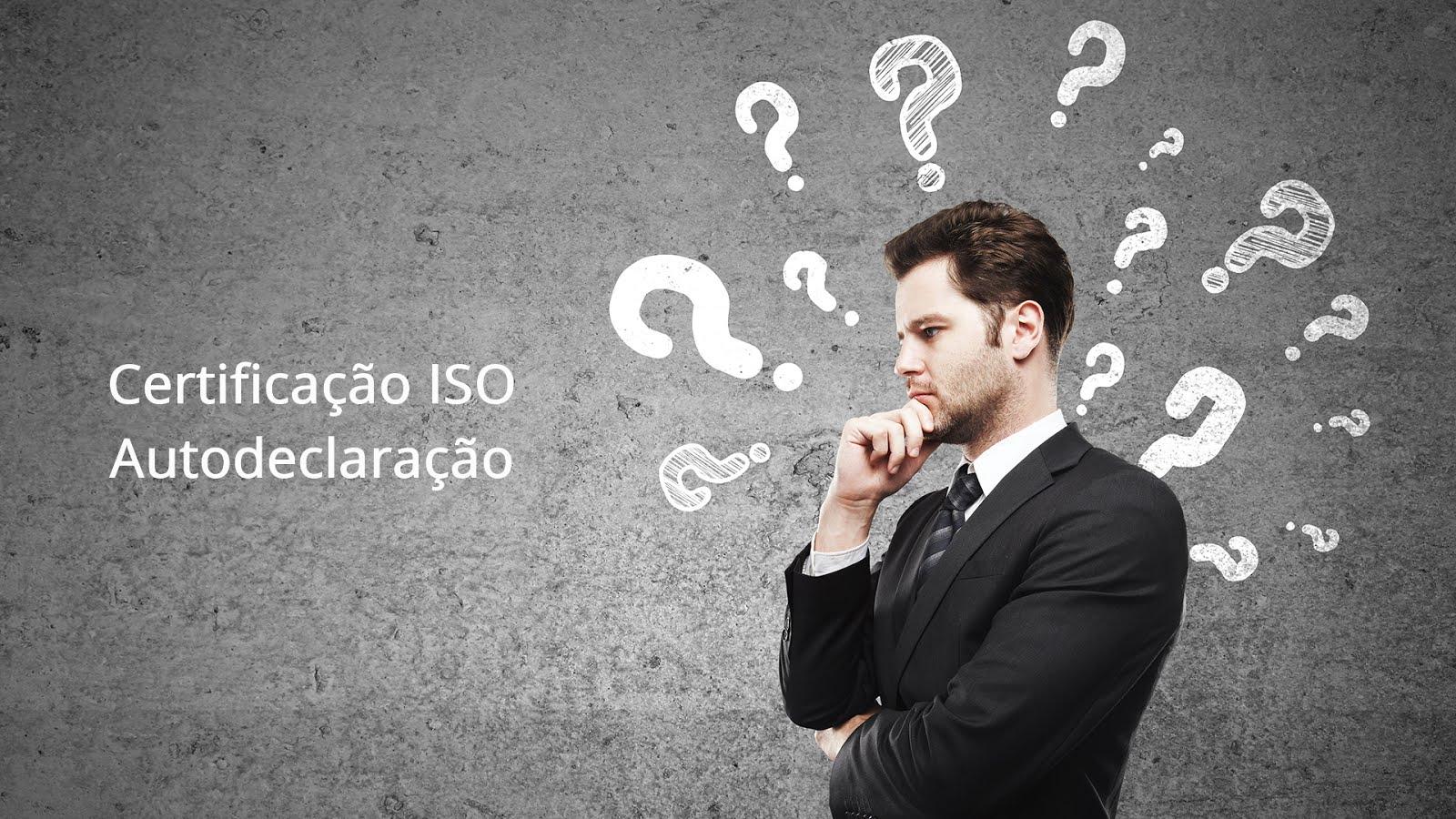 ARTIGO e PALESTRA: Autodeclaração de Conformidade (certificação, pra quê?)