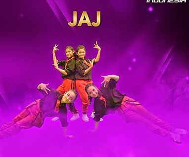 JAJ crew dance indonesia