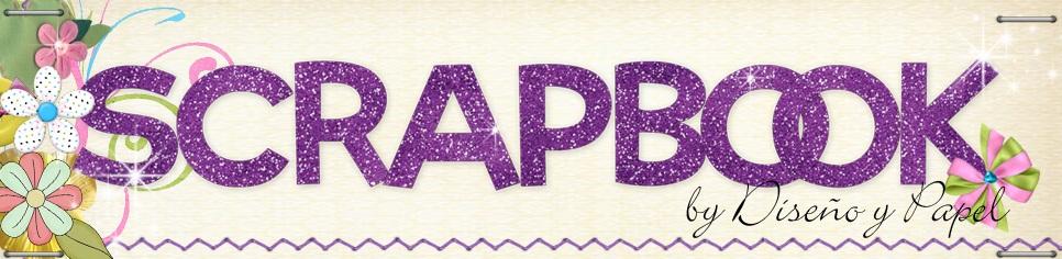 Scrapbook by Diseño&Papel
