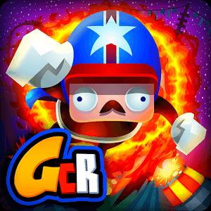 Galaxy Cannon Rider mod apk