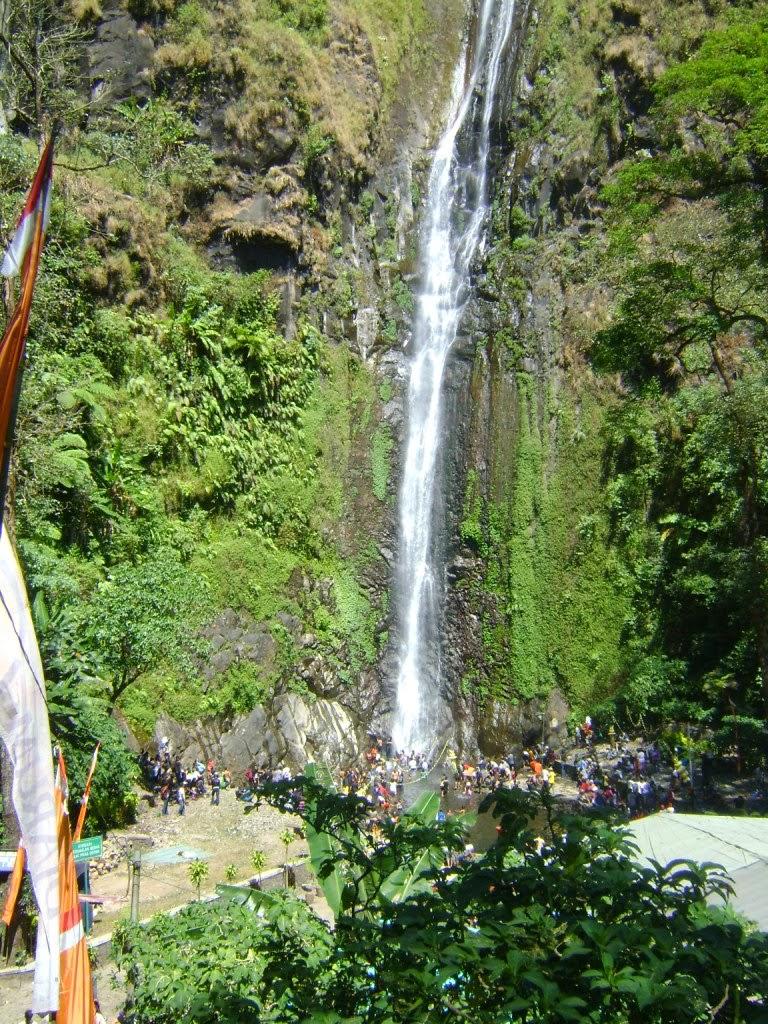 Wisata Air Terjun Sedudo Di Nganjuk Jawa Timur
